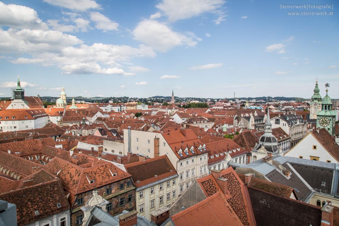 Grazer Altstadt – UNESCO Weltkulturerbe