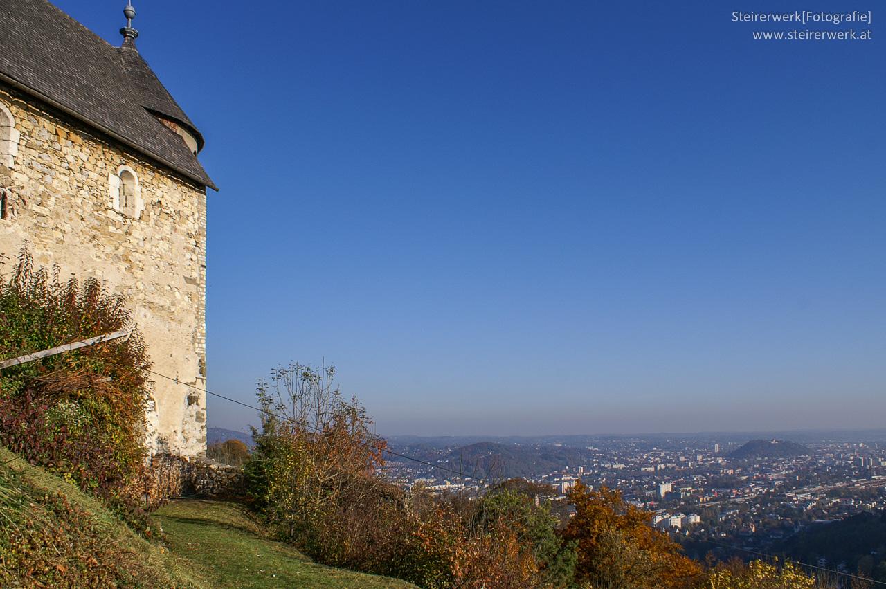 Burgruine Gösting Graz
