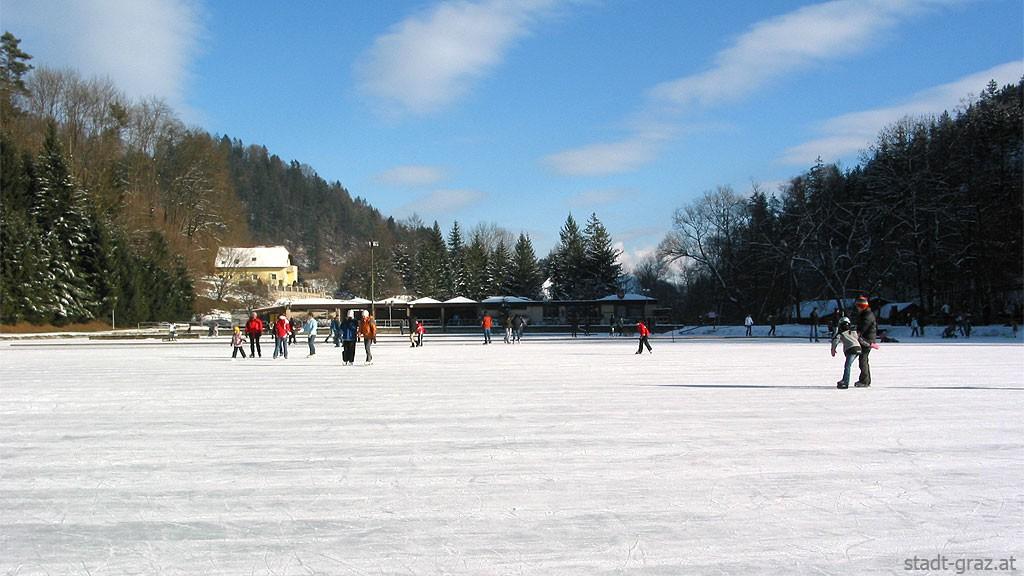Eislaufen Bad Weihermühle