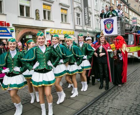 Faschingszug Graz