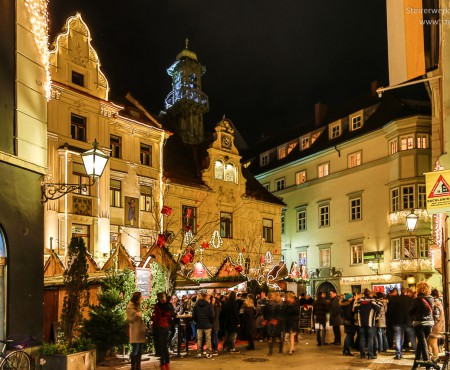 Adventmärkte in Graz