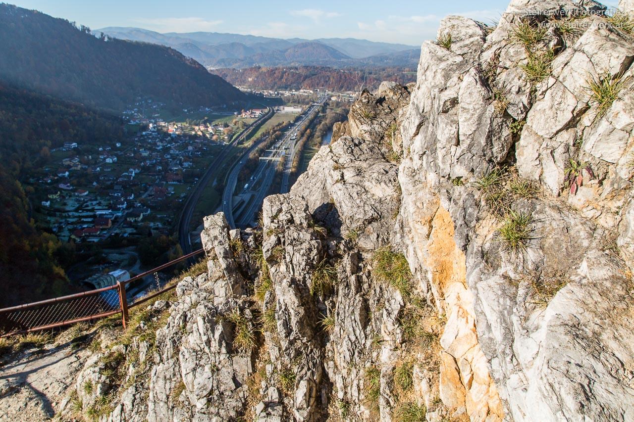Jungfernsprung Graz
