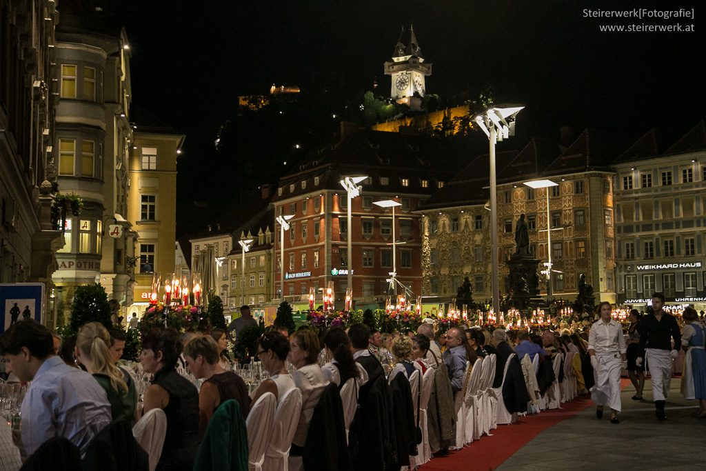 Kulinarik Veranstaltung Graz
