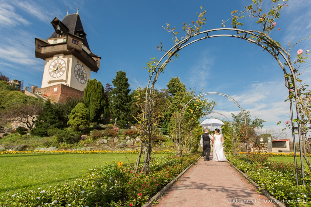 Hochzeitsfotos Graz