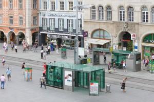 Haltestelle Hauptplatz Graz