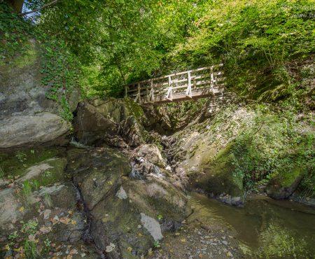 Rettenbachklamm Wanderung