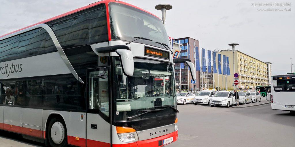 Intercitybus Graz