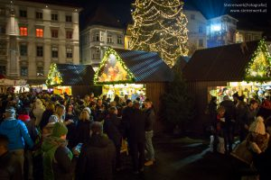 Christkindlmarkt Hauptplatz Graz