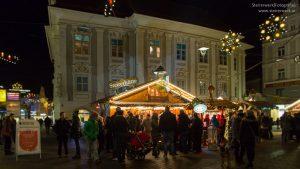 Christkindlmarkt Südtiroler Platz Graz