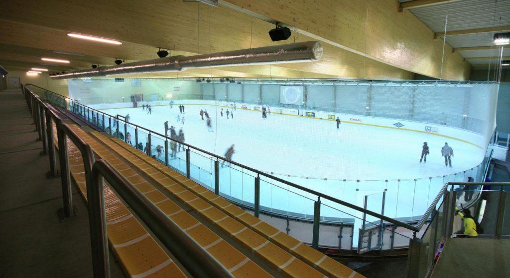 Eisstadion Hart bei Graz