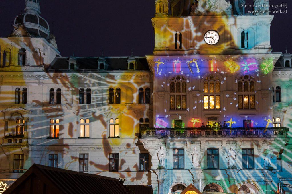 Adventskalender Grazer Rathaus