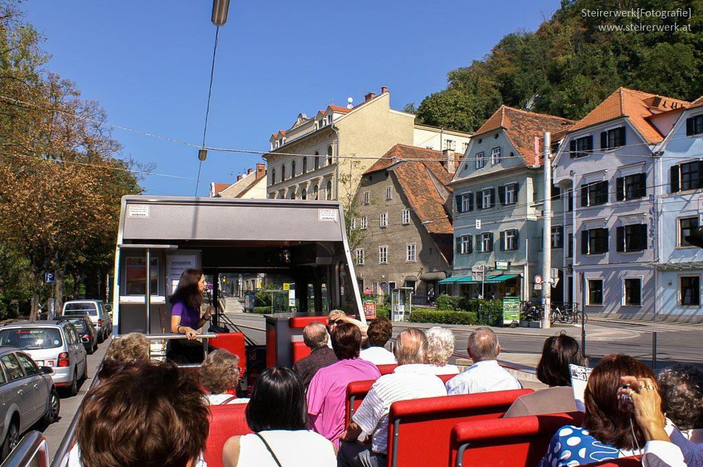 Cabriobus Tour Sommer