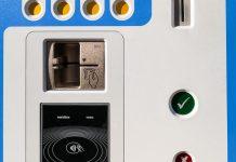 Parkautomat Front