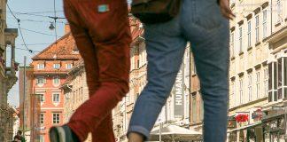 Rundgang in Graz