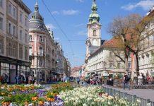 Frühling in Graz