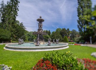 Parks in Graz