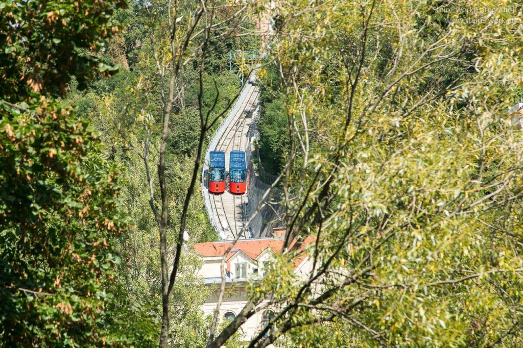 Schloßbergbahn LInie