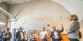 Masterplan Grazer Burg Besichtigung